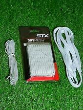 Stx Lacrosse Complete Mesh Kit | Superior Durability | Bnwt