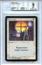 Alpha Death Ward BGS 9.0 (9) Mint card Magic the Gathering WOTC Q 9's 3491