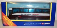 CORGI - 32605 PLAXTON PARAMOUNT COACH - BRITISH AIRWAYS HOLIDAYS