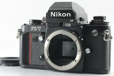 【EXC+5 S/N T852XXXX】Nikon F3/T HP Titan SLR Film Camera Black Body Japan #184