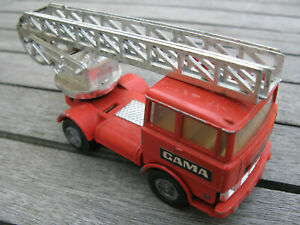 Gama Mini Faun LKW 9121 Feuerwehr