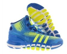 Adidas Men's size 7 Crazyquick Basketball Shoes Q32515 Blue-Electricity-White