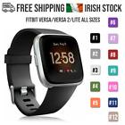 For Fitbit Versa 2/Versa Lite/Versa Replacement Silicone Watch Strap Sport <br/> RESTOCKED ⭐ Free Shipping ⭐ Same Day Dispatch ⭐