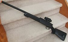 Bolt Action Airsoft Sniper Rifle VSR 10 Style M50P with Red Dot Scope 480 FPS