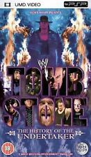 WWE Tombstone The History of the Undertaker UMD PSP M SONY PLAYSTATION PORTABLE