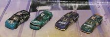 Racing Champions 4 Car Lot of Stock Cars