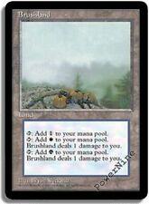 1 Halls of Mist = Land Ice Age Mtg Magic Rare 1x x1