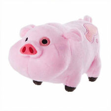 Cute Gravity Falls Pink Pig Plush Stuffed Soft Toy Animal Doll Kids Gift