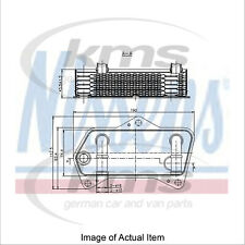 New Genuine NISSENS Automatic Gearbox Transmission Oil Cooler 90653 Top Quality