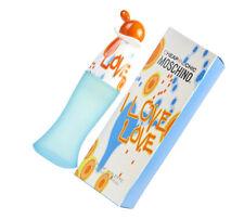 MOSCHINO CHEAP & CHIC I LOVE LOVE EAU DE TOILETTE EDT 30 ml 50 ml 100 ml