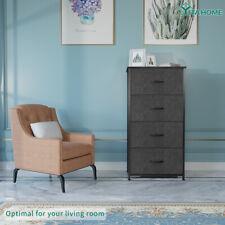 YITAHOME Storage Drawers Dresser Furniture 4 Bins Bedroom Chest of Organizer