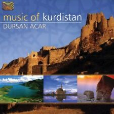 Acar, dursan-Music of Kurdistan CD NEUF