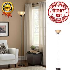 "Modern Floor Lamp Living Room Light Shade 71"" Home Office Decor Lamp Metal Stand"