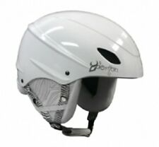Demon W Creature Team Helmet White + AUDIO EARPADS XL
