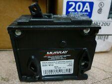 NEW MURRAY BY SIEMENS MP120 SINGLE POLE 20 AMP CIRCUIT BREAKER 20A 1P
