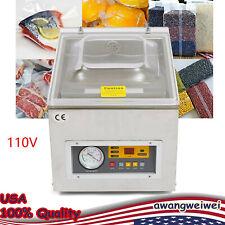 55l Digital Vacuum Packing Sealing Machine Desktop Sealer Chamber Commercial