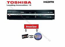 Toshiba DVR18DT DVD VHS Recorder VCR DivX Combo Converter Combi DVB HDMI DV-R18