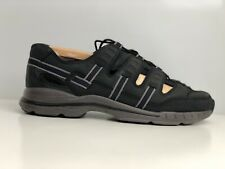 Clarks Active Air Men's Black Leather Fisherman Sandals UK Size 9