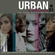 Urban Delicious 01 (2007) [2 CD] Nelly Furtado, Gwen Stefani, Akon feat. Snoo...