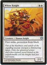 Cavaliere Bianco - White Knight MTG MAGIC DD KvD Ita