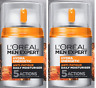 Loreal Men Expert Hydra Energetic Daily Moisturizing Lotion, 1.6 Oz (2 Pack)