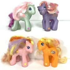 My Little Pony G3 Baby Romperooni Ocean Dreamer Flower Flash Charm Bracelet Lot
