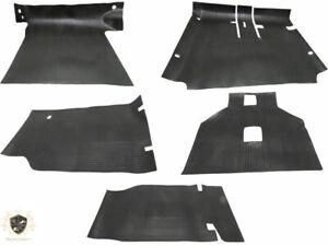 Suzuki Complete Floor Rubber Mat Set Of 5 Samurai Sierra SJ Gypsy SJ410 SJ413