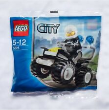 LEGO City Police Motorbike - Lego Poly Bag (5625) Party Bag Fillers Brand ⭐️New⭐