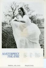 FRANCESCA ANNIS WEDDING DRESS MADAME BOVARY MASTERPIECE THEATRE PBS TV PHOTO