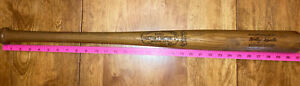 """Vintage 125LL Louisville Slugger MICKEY MANTLE Hillerich Bradsby Bat 31"""" 60s"""