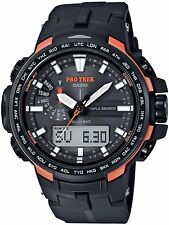 Casio PROTREK PRW-6100Y-1JF Triple Sensor Ver.3 Men's Watch  From Japan