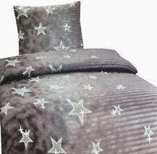 Bettwäschegarnituren mit 200 cm Breite x Sterne Bettbezug 135