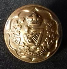 The Connaught Rangers pre 1922 Officers 23mm Tunic Button by Pitt