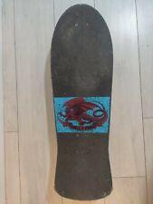 Vintage Powell Peralta Lance Mountain 1985 Skateboard