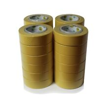 Pack Of 6 Chasb 15 X 60 Yds Insta Finish Yellow Performance Masking Tape