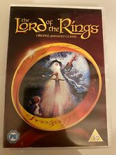 The Lord of the Rings DVD (2001) Ralph Bakshi FAST DISPATCH UK
