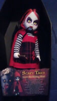 LDD Living Dead Doll Scary Tales volume 1 Little Red Riding Hood opened