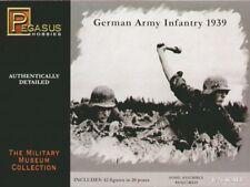 PEGASUS HOBBIES 1/76 II Guerra Mundial Ejército Alemán Infantería 1939 #7499