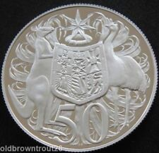 **2006 Round 'Coat of Arms' 50cent Proof Coin**Stunning Coin