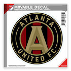 """Stockdale WinCraft Atlanta United FC Movable All Surface 6"""" x 6"""" Decal"""