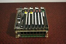 Allen Bradley PLC Chassis With Modules. 1771-A2B 1785-LT/B 1771 0AD 1771-0B