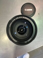 Canon 18-200mm EF-S