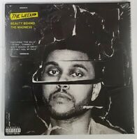 The Weeknd – Beauty Behind The Madness - 2 LP Vinyl Records - NEW Sealed - R&B