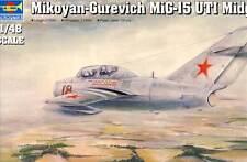 Trumpeter - MiG-15 UTI Midget Triebwerk Nozzle Soviet Pakistani 1:48 Modell kit