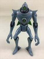 "Ben 10 Ultimate Alien Nanomech 4"" Bandai Cartoon Network Action Figure 2010 Toy"