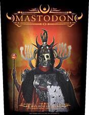 officiel sous licence - Mastodon - Emperor de sable Patch dos camé métallique
