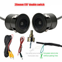 Universal HD Rotates Car reversing Camera Reverse Side Parking Front/Rear View