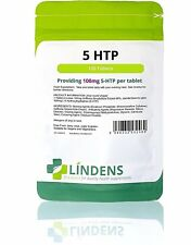 5 HTP 100mg Tablets (60 pack) - Lindens Made in UK