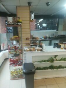 Burger Restaurant Coffee Shop Business for sale