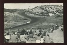 Netherlands Holland ZANDVOORT car  Auto Circuit RP PPC c1950s? slightly larger